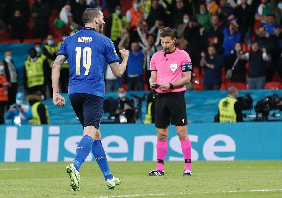 意大利VS英格兰:终极之战!这一冠双方都盼了53年