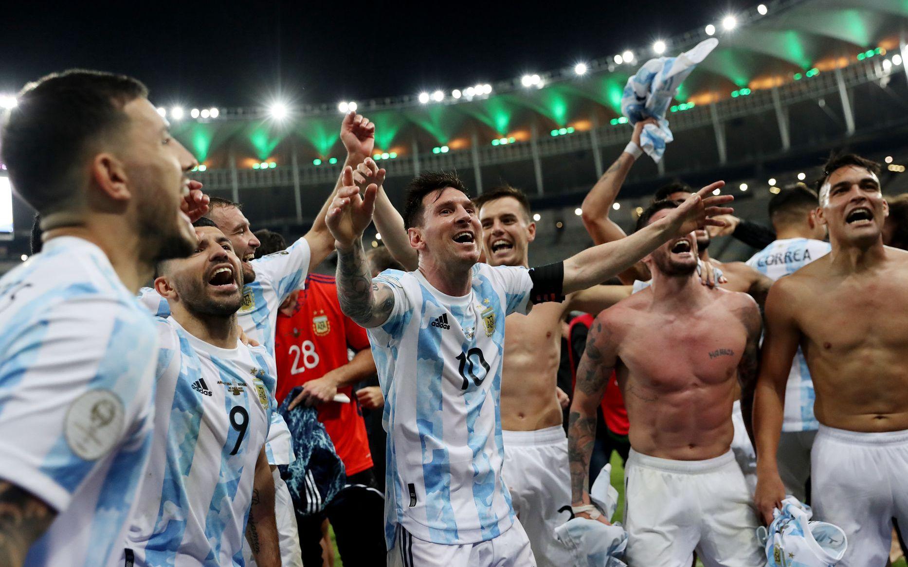 梅西世界大赛战绩一览 第10次出战终圆梦