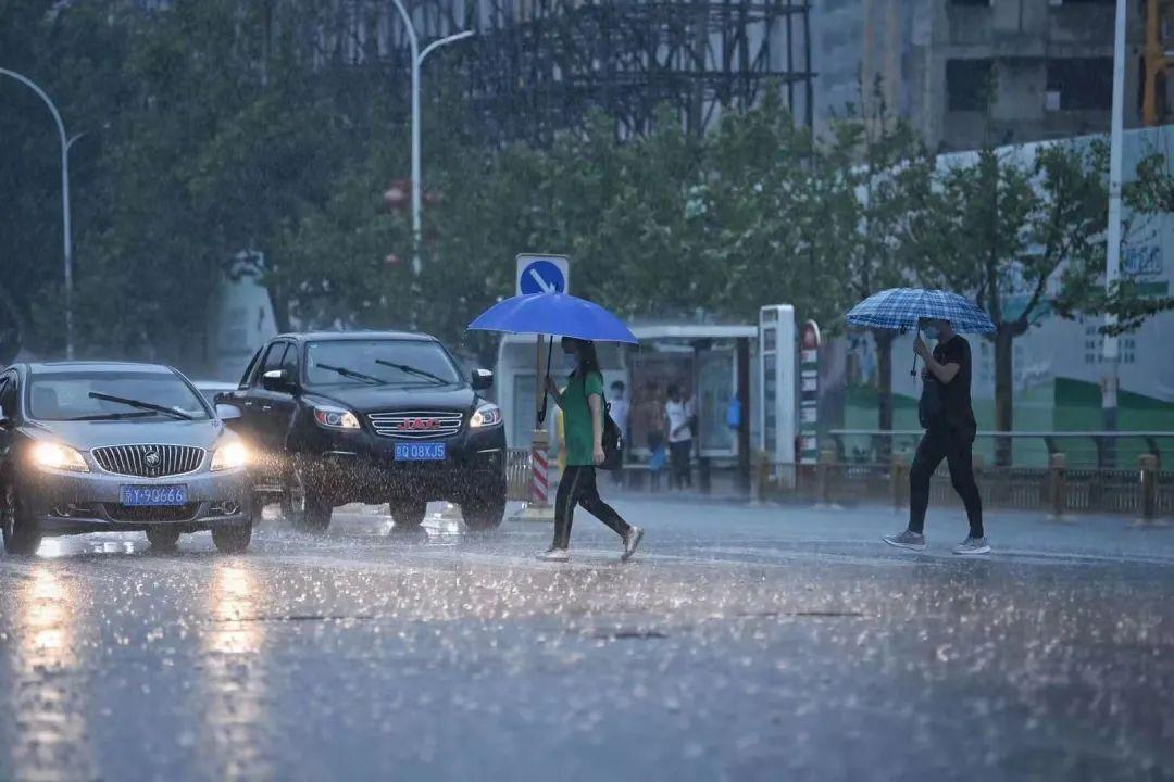 """""""不是暴雨破坏力弱了,是我们应对能力强了"""""""