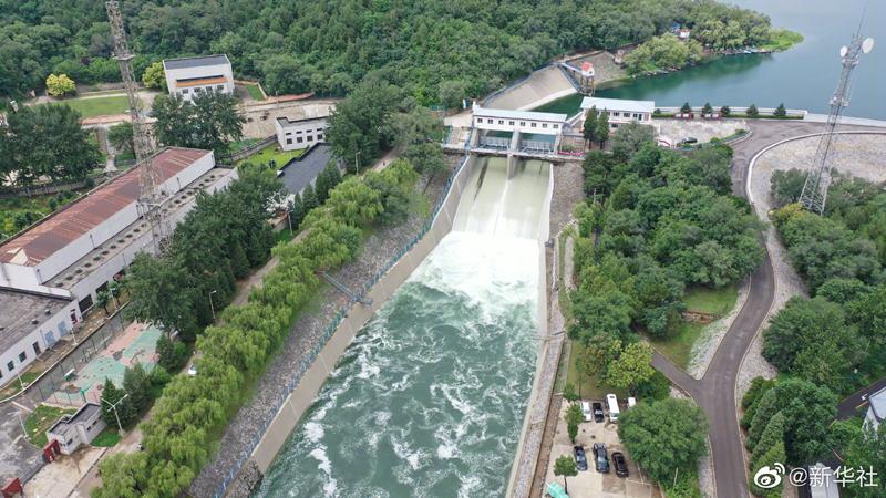 北京市水库蓄水量新增近1亿立方米