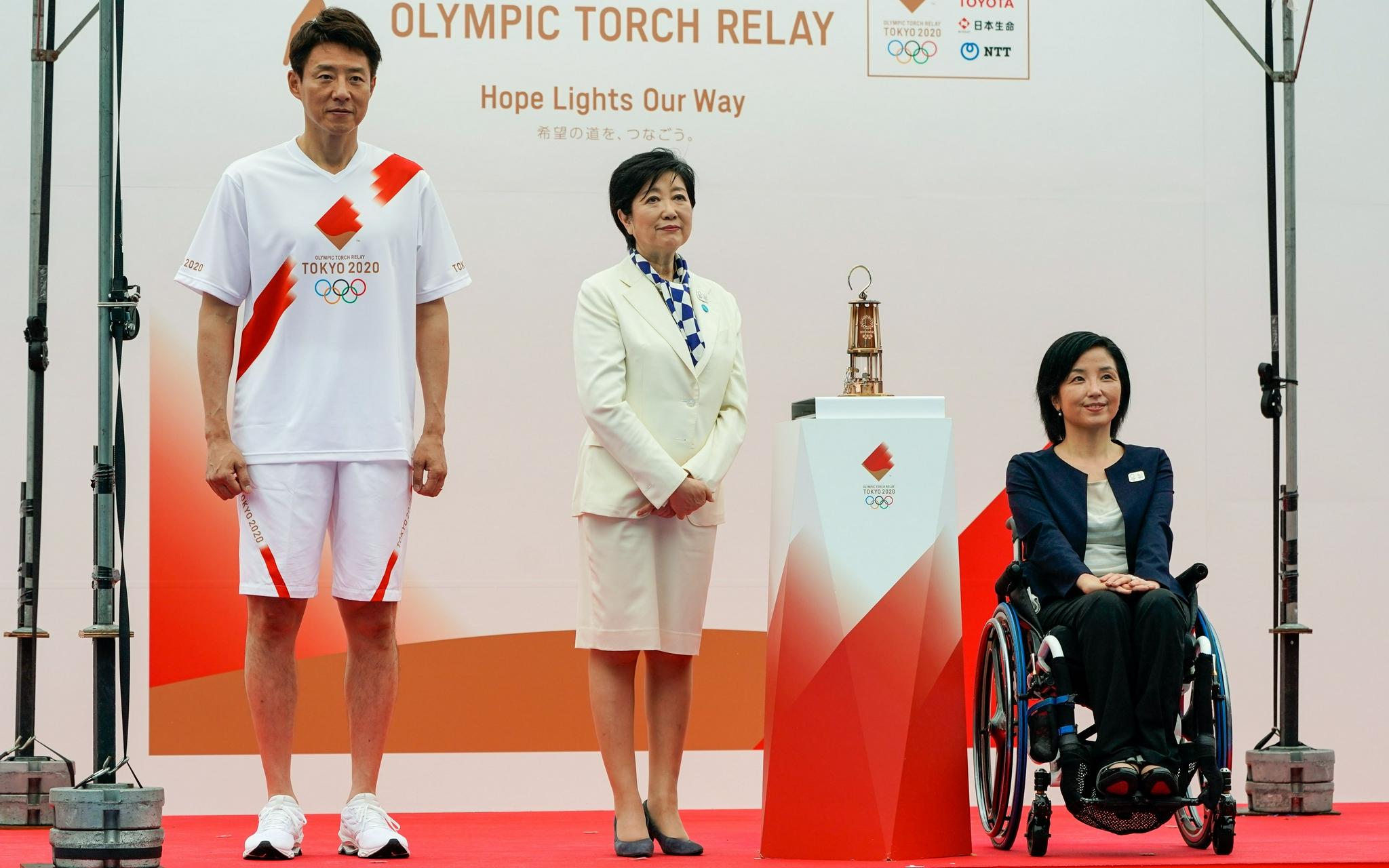 """""""情同与共"""",东京奥运会开幕式理念公布"""
