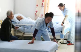 江苏建成并运营家庭养老床位1.4万余张