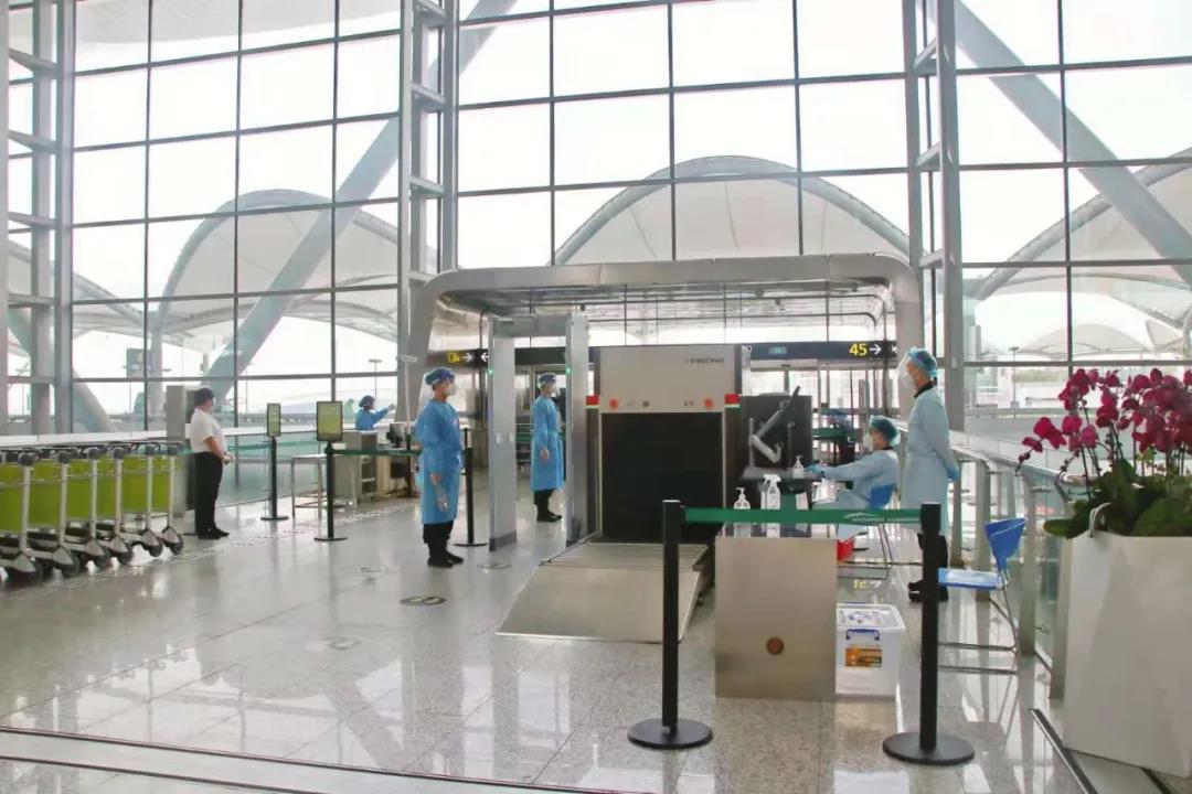 广州白云机场:7月3日0时起 离穗无需核酸检测证明
