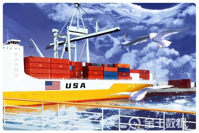 """美国印钞""""买买买"""",今年前5个月贸易赤字大增45%,达22856亿"""