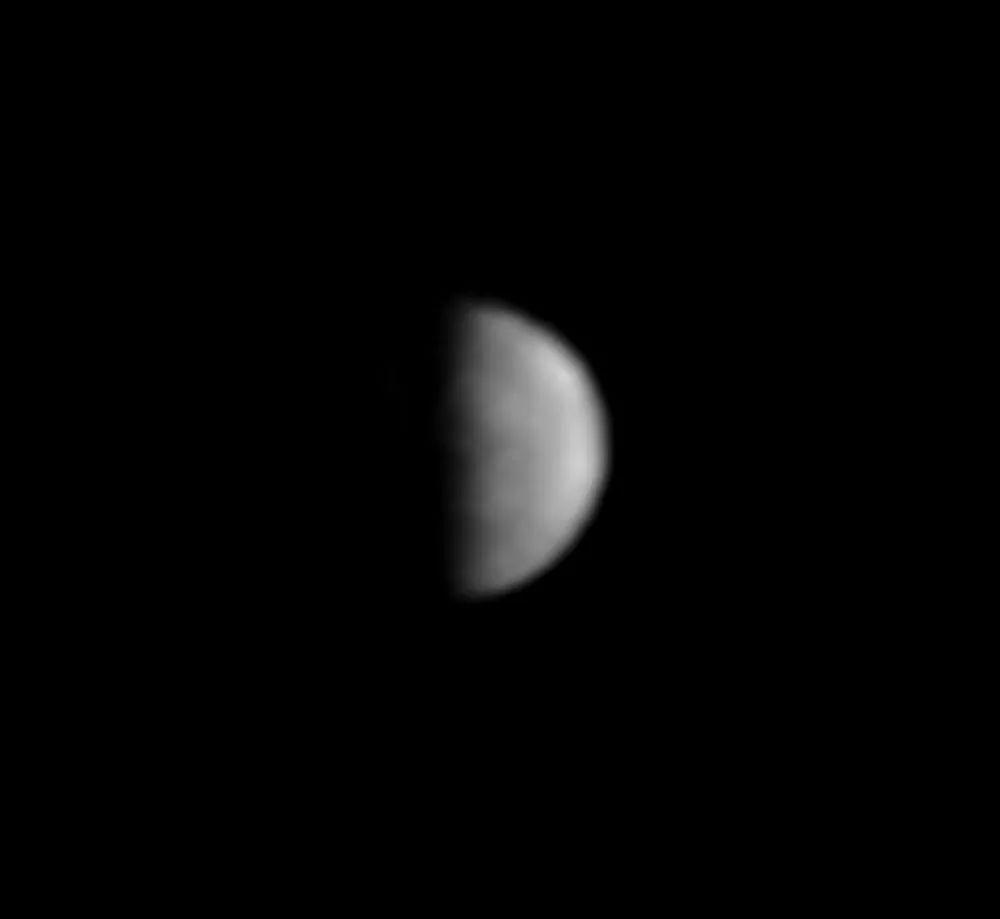 """想一睹水星""""芳容""""?定好闹钟,就在今天……"""