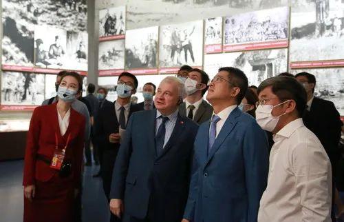 俄大使在北京看到这一幕:很惊喜!