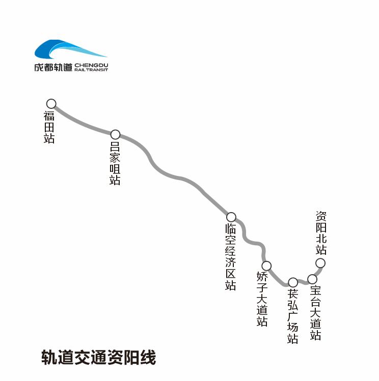 成都最新城市轨道交通线网规划来了!