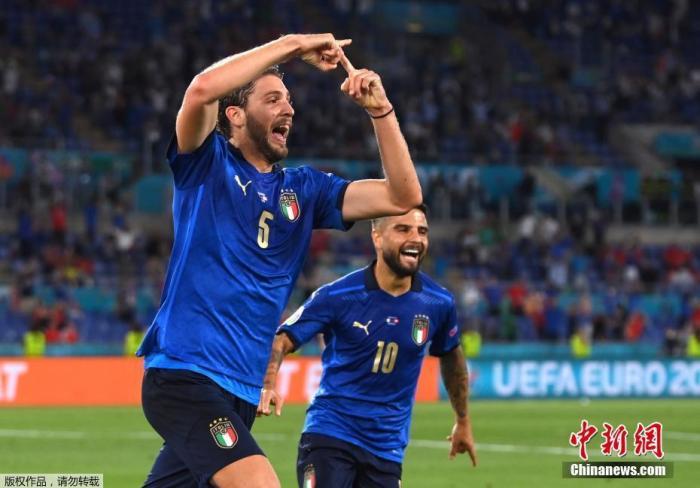 挺进决赛!平民意大利,低调走入欧洲杯舞台中央