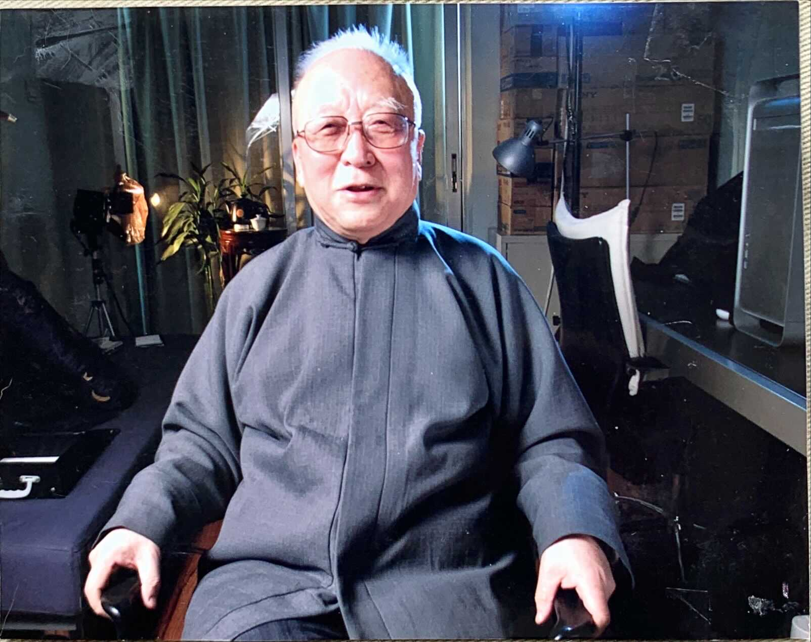 91岁敦煌学家、北大信息管理系教授白化文逝世
