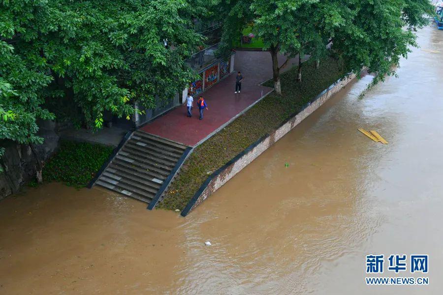 江苏省发布今年首个洪水预警