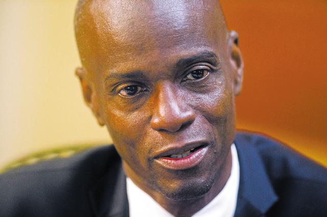 总统遇刺身亡后,海地总理:今年9月将如期举行大选