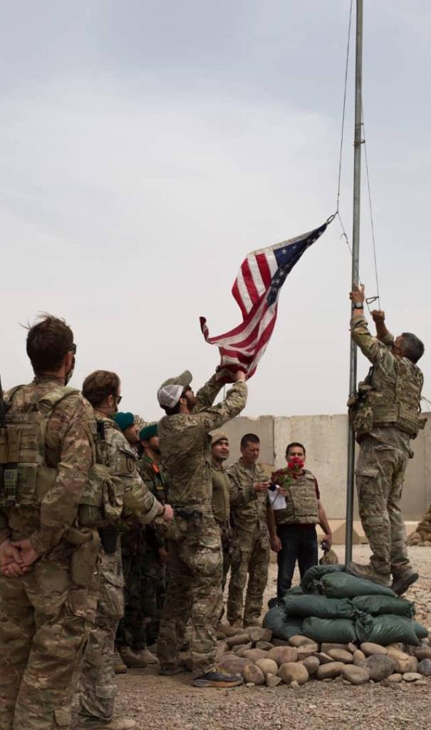 """美军""""速撤"""",塔利班会重新上台执政吗?"""