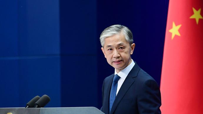 英国议员鼓噪抵制北京冬奥会,外交部:这种做法不会得逞