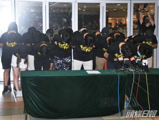 """港大学生会评议会被骂""""丧尽天良""""!"""