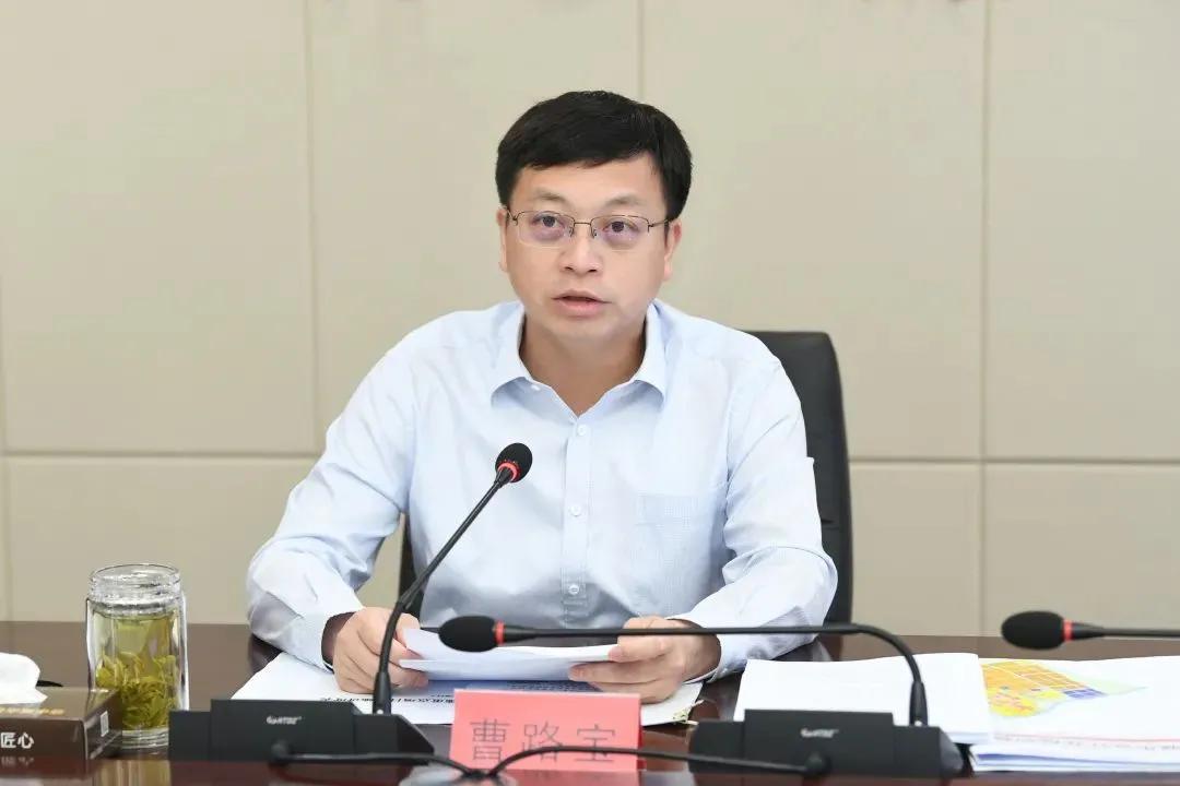 江苏盐城市长曹路宝 拟任设区市委书记