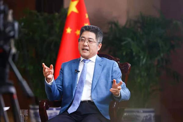 外交部副部长乐玉成:西方国家没资格跟我们讲民主和人权