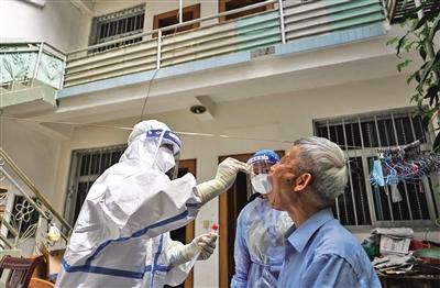 瑞丽本轮疫情已累计报告23名感染者