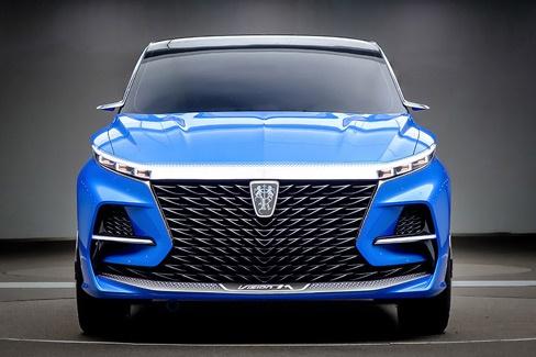 广州车展设计解析|荣威Vision-iM概念车