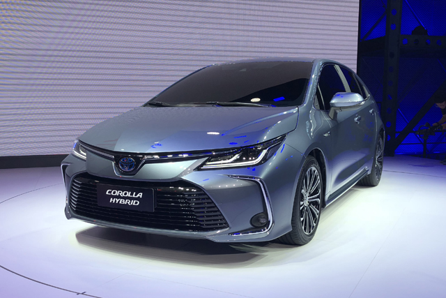 广州车展|丰田全新卡罗拉亮相 TNGA架构打造