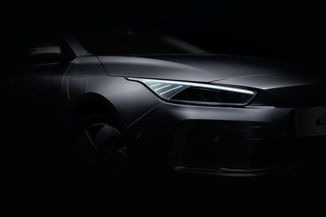 新车|吉利全新电动车GE11更多细节图曝光
