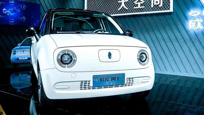 欧拉R1正式上市 补贴前售价11.48万起