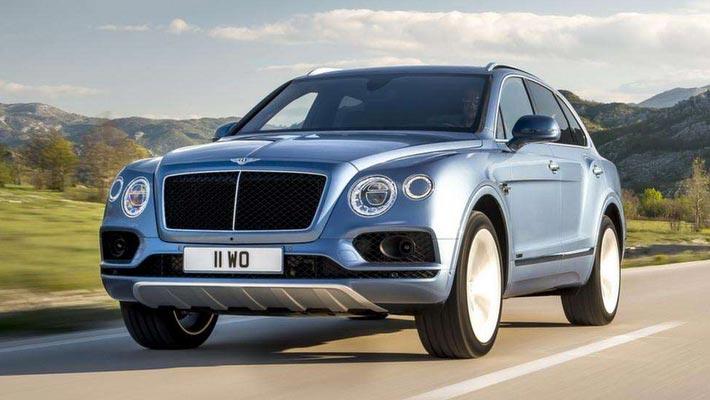 宾利宣布2023年前推出所有车型的混动版本