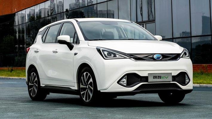 推荐几款续航超过400KM的纯电小型SUV
