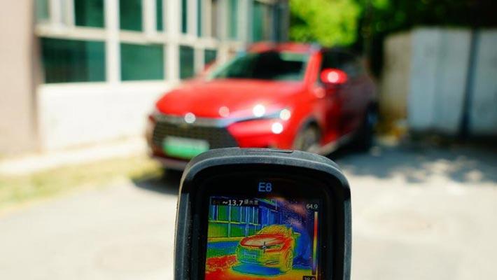 唐EV四驱版使用手册之动力电池安全性