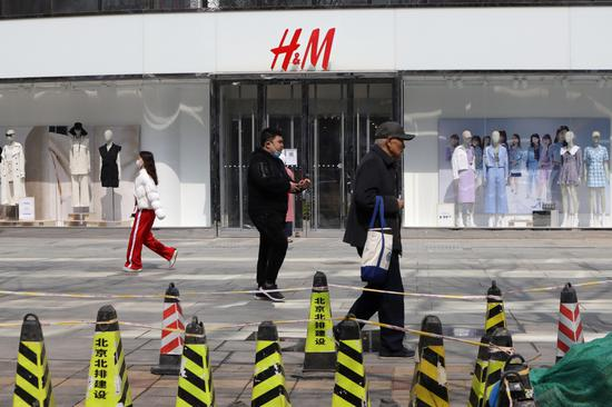 斯凯奇独立调查并声明:中国供应商没有强制劳工