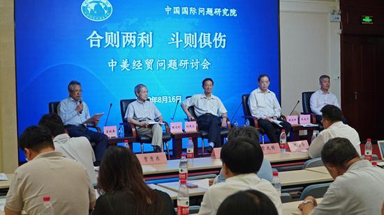中国经济韧性无惧美国任性 专家:美将为征税自掏腰包