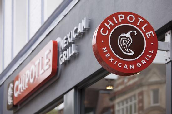 疫情期间需求强劲 美快餐巨头Chipotle增聘1.5万员工