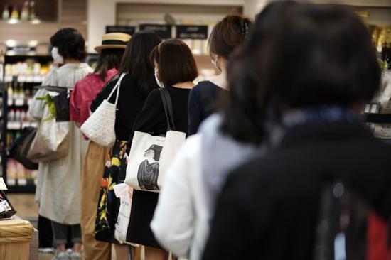 日本去年百货商场销售额降至45年最低