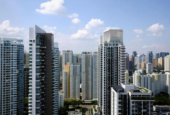 新加坡豪华公寓销售创11年新高 中国买家推动