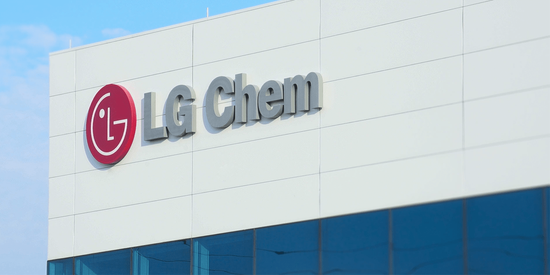 LG化学拟将中国产能提高逾一倍 满足特斯拉电池需求