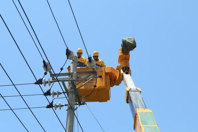 应对海南高温天气 保障电力可靠供应 他们在行动!