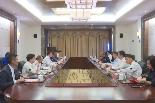 8家中国商会齐聚洋浦 共谋自贸港发展大计