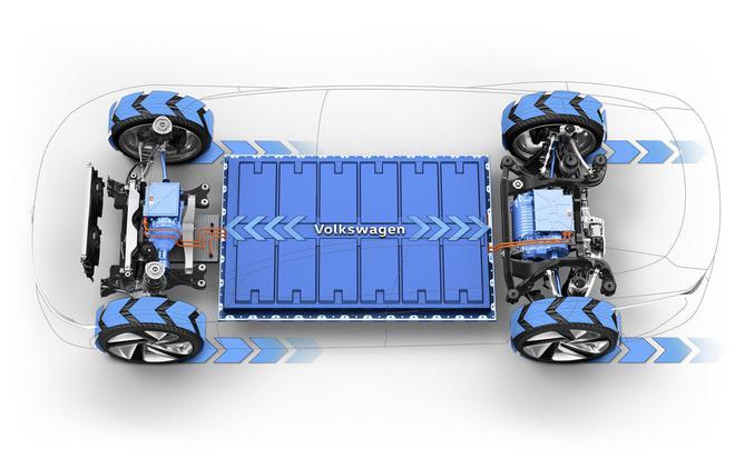 上汽大众安亭新能源工厂开工,老牌合资车企发力纯电领域
