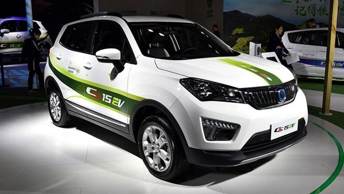 长安CS15EV是8万级纯电SUV最佳选择吗?