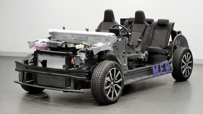 大众将推电动紧凑SUV 价格不到Model 3的一半