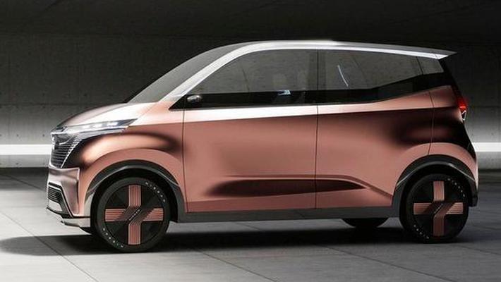 全新日产概念车发布 到底有啥厉害之处?