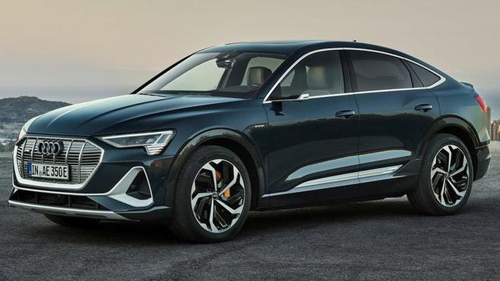 旗下第二款纯电车型 奥迪e-tron Sportback首发