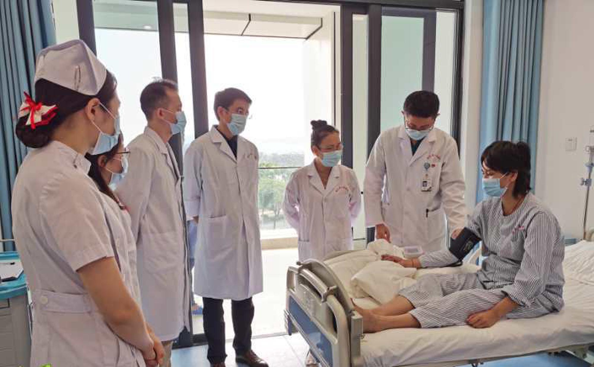 国内独有!海南省人民医院乐城院区首例罕见病患者受益