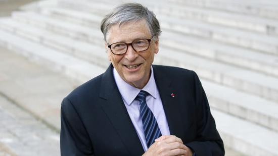 2019草根创业的项目_股神比尔盖茨:今年豪捐350亿美元 个人财富不减反增