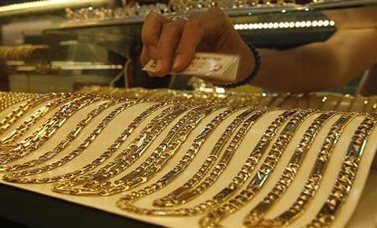 印度5月黄金进口环比大跌84%