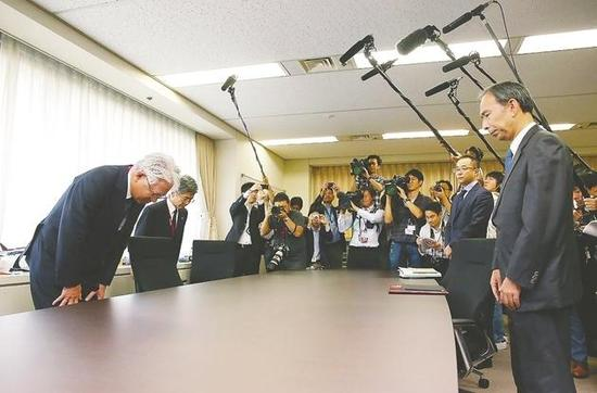 造假丑闻不断 日本拟将罚款提高百倍至1亿日元