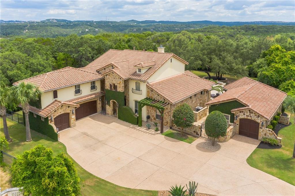 美国德克萨斯州奥斯汀美景别墅,近高尔夫球场, 7房9卫 | 售价约200万美元