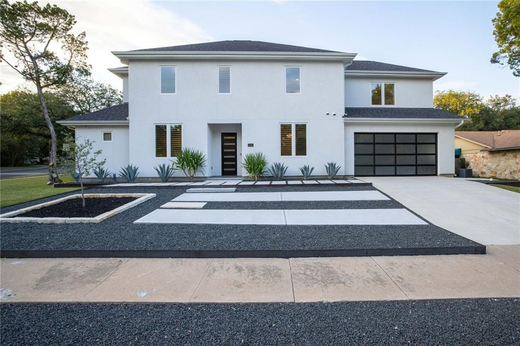 美国德克萨斯州奥斯汀现代小资别墅,近市中心,4房3卫| 售价约225万美元