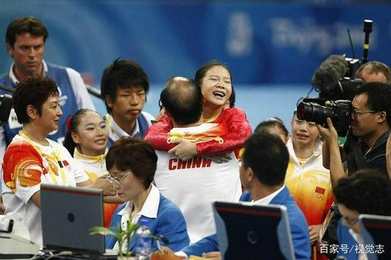 体操黄金一代--2008奥运夺金后 这6个女孩去哪了?