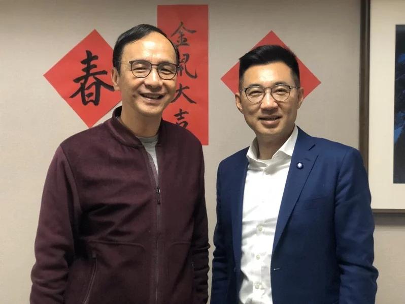 台媒:江启臣宣布败选 致电恭喜朱立伦当选国民党主席