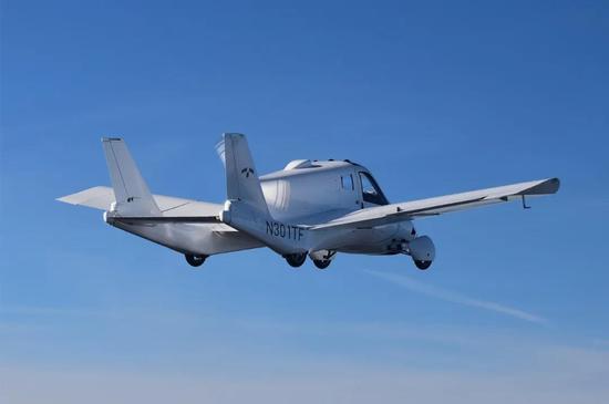 吉利旗下飞行汽车获FAA适航证
